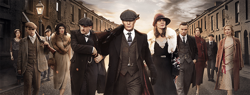 peaky blinders the garrison
