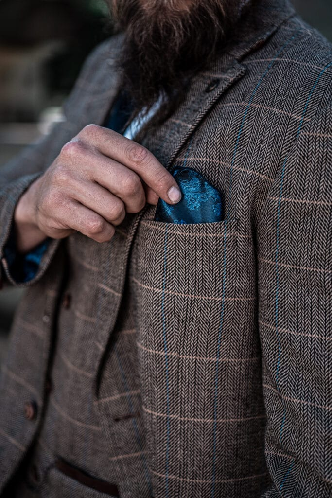 tweed-suit